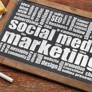 social media marketing management by Howard SEM Group - social media blackboard