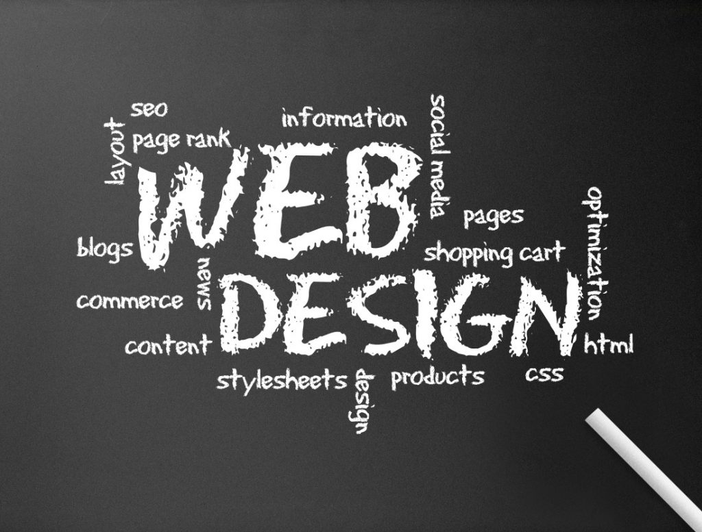 WordPress Web Design - Responsive Design by Howard SEM Group | Chalkboard Web Design Image